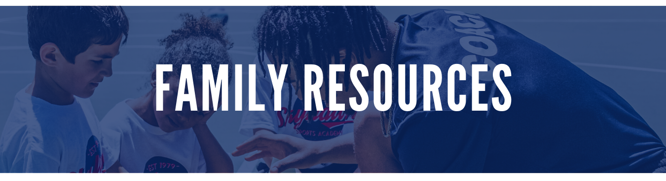 Skyhawks Family Resources